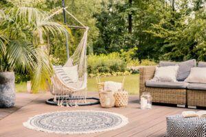 what is the best type of hammock | rope hammock in backyard