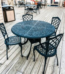 What Type Of Outdoor Furniture Lasts Longest
